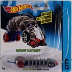 AUTO MUTANT CYBORG CRUSHER HOT WHEELS BBY86 BBY78
