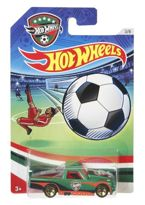 HOT WHEELS AUTKO UEFA CIRCLE TRUCKER DJL44 DJL38
