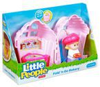 PIEKARNIA LITTLE PEOPLE FISHER PRICE CDH34