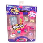 SHOPKINS SEZON 7 PARTY FIGURKI 5 FIGUREK 56354
