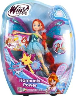 LALKA WINX HARMONIX POWER BLOOM COBI 48126